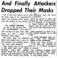 And Attackers Finally Dropped Their Masks
